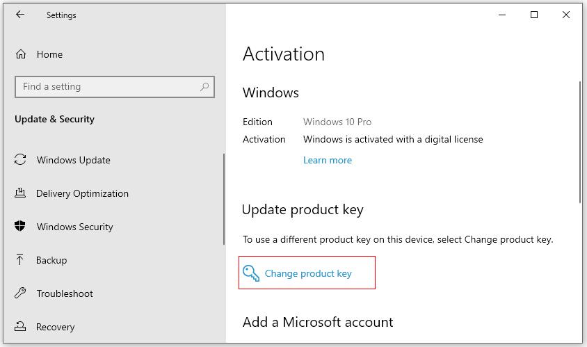 Windows 10 Generic Product Keys All Versions Windowstrainer