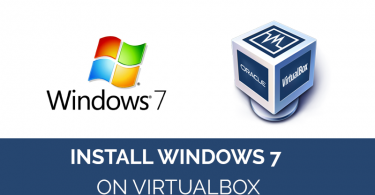 Windows 7 on VirtualBox