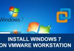 Windows 7 On VMware