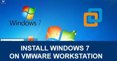 Windows 7 On VMware