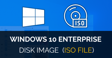 Windows 10 Enterprise ISO