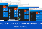 Windows 10 on vmware