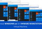 Windows 10 on vmware