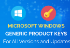 Windows Generic Key